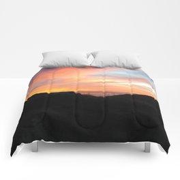 Sunset Soul Comforters