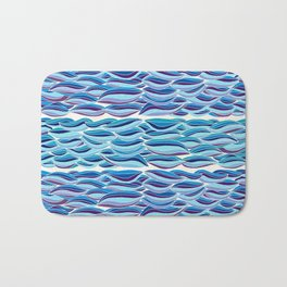 The High Sea Bath Mat