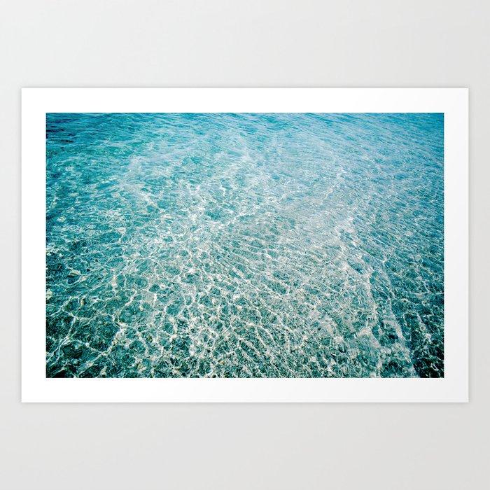 Calm Sound Art Print