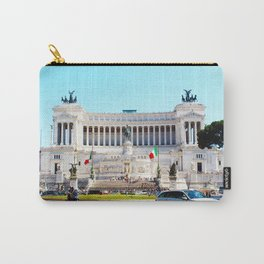 'IL VITTORIANO' (ROMA Series) Carry-All Pouch