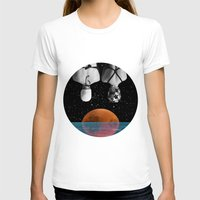 pool T-shirts featuring Planet Pool by Cs025