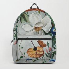 Moody Magnolia Arrangement Backpack