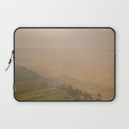 Ballons on a Sea of Sand Laptop Sleeve