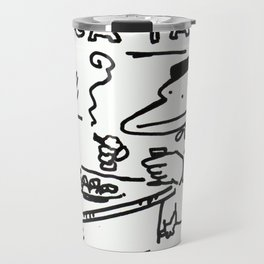 Tapas Bar Apes Travel Mug
