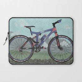 Mountain Bike Laptop Sleeve