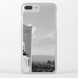 Griffith Observatory 35mm Clear iPhone Case