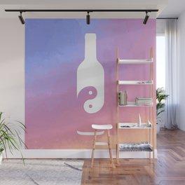 Taoist Wine Pastel Wall Mural