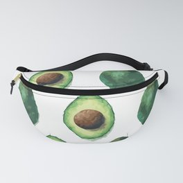 Avocado Pattern Fanny Pack