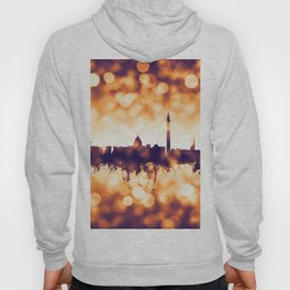 Washington DC Skyline Hoody