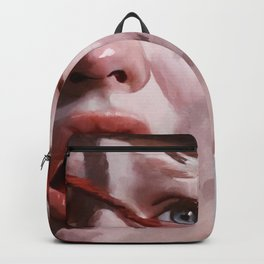 Leeloo Played By Milla Jovovich - The Fifth Element Backpack