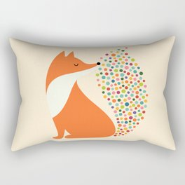 Little Fire Rectangular Pillow