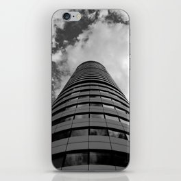 Keep Your Aim High (Bridgewater Place) iPhone Skin