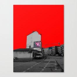 Empty (scene13) Canvas Print