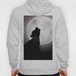 Howling at the moon Hoody