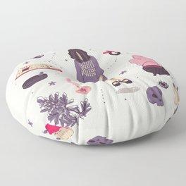 juana paraguaya Floor Pillow