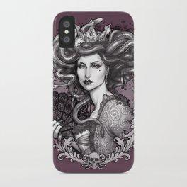MEDUSA IMPERATRIX MUNDI iPhone Case