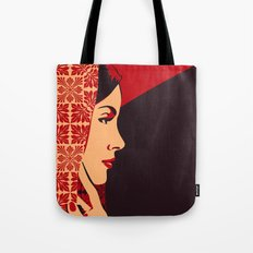 ASIANWOMAN II Tote Bag