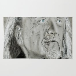Robert Plant Rug