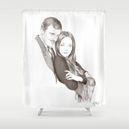 Bubele Shower Curtain