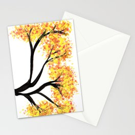 Tree 3 Stationery Cards