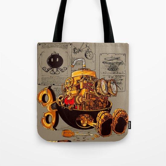 Work of the genius Tote Bag