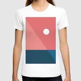 Geometric Landscape 07 T-shirt