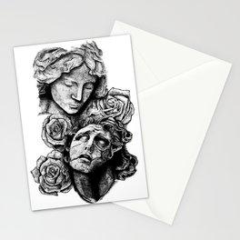 Hell vs. Paradise Stationery Cards