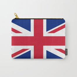 United Kingdom Flag UK British Patriotic Carry-All Pouch