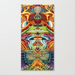 Totemic Canvas Print