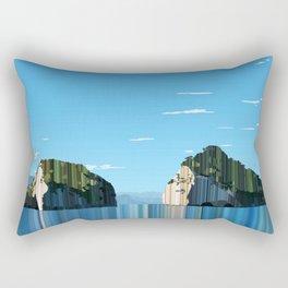 Los Arcos Rectangular Pillow
