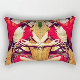 DIVINE GODDESS REFLECTIONS Rectangular Pillow