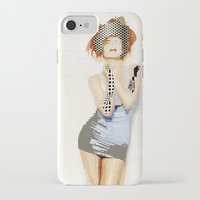 ruby iPhone & iPod Cases featuring Ruby by Rita Acapulco