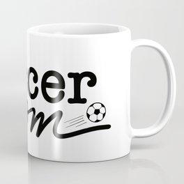 Socce Mom Coffee Mug
