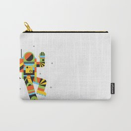 Hello Spaceman Carry-All Pouch