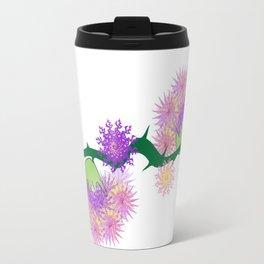 Flower blossom Travel Mug