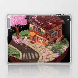 Japanese Bakery Laptop & iPad Skin