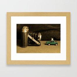 CamRover  Framed Art Print