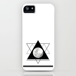 Uneven Geometry iPhone Case