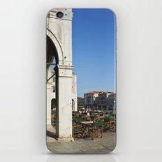 italy - venice - widescreen_647-649 iPhone & iPod Skin