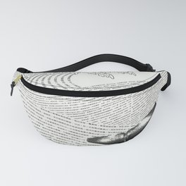 The Ocean of Story Fanny Pack