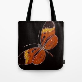 Untitled Butterfly 3 Tote Bag