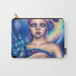 Inner space Carry-All Pouch