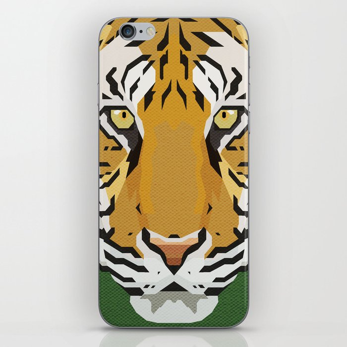 TIGER TIGRE iPhone Skin