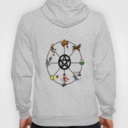 Wheel Of Seasons Hoody