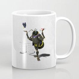 To Bee or Not Too Bee (Wordless) Coffee Mug