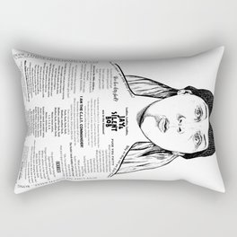 Chronic Jay & Silent Bob Ink'd Series Rectangular Pillow