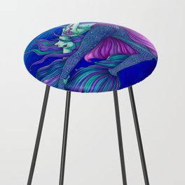 Pole Stars - PISCES Counter Stool
