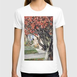Wednesday Morning on Riale T-shirt