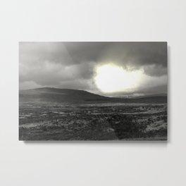Lets Get Lost - Original Photographic Print Metal Print