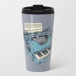 The Composition. Travel Mug